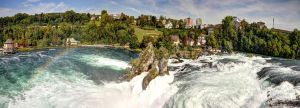 Rheinfalls, Switz - Upper View by nir0s
