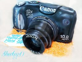 Photo cake by 6eki
