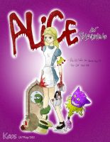 Alice in Bloodyland by Elrincondekaos