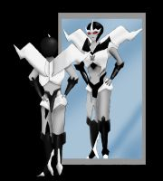 Magpie's Decepticon side by 1ForSorrow2ForJoy