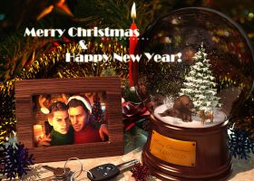 Merry Christmas and Happy New Year! by xTh13teeNx