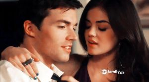 Ezra and Aria by BeccaStiefvater08