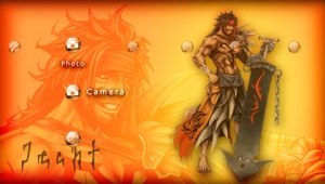 Dissidia FF: Jecht PSP theme by roseannepage