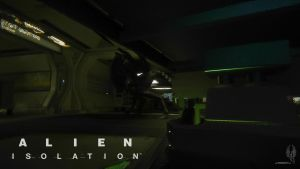 Alien Isolation 007 by PeriodsofLife