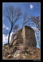 Ruine Strassfried HDR by RRVISTAS