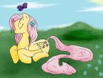 fluttershy by taliby97