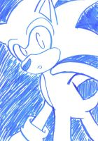 creepy quick sonic by ASB-Fan