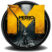 Metro Last Light icon by kikofakiko