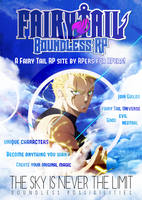 Fairy Tail Forum Ad by DianaGyms