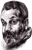 Mike Leigh by xCINNx