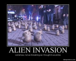 doctor who: adipose invasion by LoveEdElric