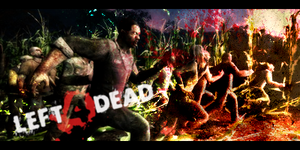 Left 4 Dead sig by Candido1225