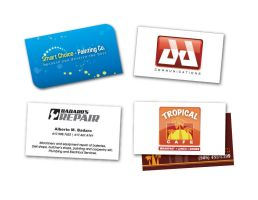 Business Cards 03 by dellustrations