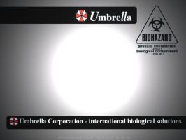 Umbrella Corporation Desktop by Umbrella-Corporation