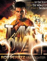 MMA movie poster by yuval10203