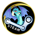 Ember Steam logo by I3luestyleZ