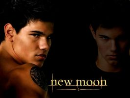 Jacob Black Wallpaper by Meeltje2951