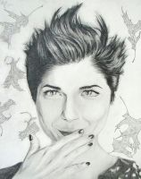 Selma Blair VII by interlude-four