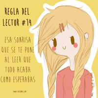 Regla del lector #14 by Thegirlins