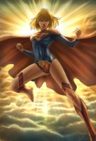 Supergirl by gsd748