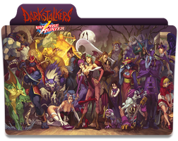 Darkstalkers Vampire Hunter by Kusto1986