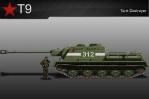 Russian T9 by KevinTinierme