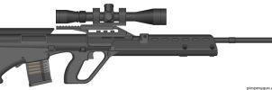 Wolfe Armouries 'Dingo' Sniper Rifle by Retal19
