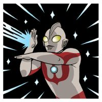 Ultraman by JoelRCarroll