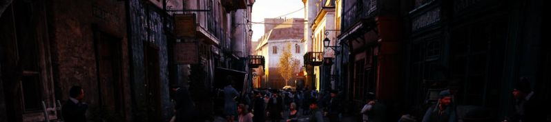 Assassin's Creed Unity: The Streets and The People by connectedbylateralus