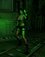 Dark adventure by XTombRaiderxx