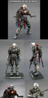 GI Joe Custom Cobra S.W.A.R.M. by Jin-Saotome