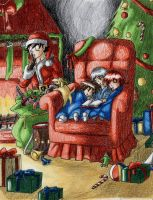 Christmas Eve by LordCavendish
