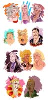 ffvi - cast by spoonybards