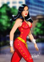 Donna Troy by DESPOP