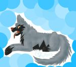 Poochyena :3 by Cloudfirelivestodraw