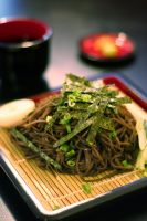 Soba noodles by fourtwoseven