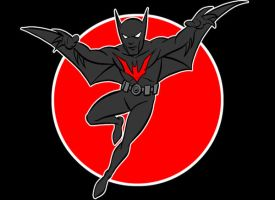 batman beyond by AlanSchell