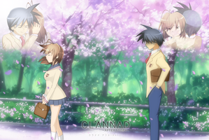 CLANNAD ~After Story~ Fan-art by Laitonite