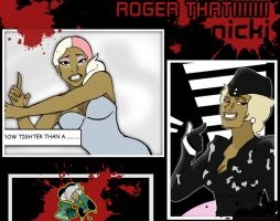 Nicki minaj roger that by TerryAlec