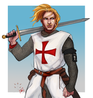 Scarlet Cross: Jeremias by Wulfgnar