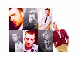 Chris Evans by Eovina