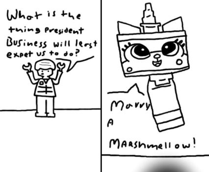 Marry A Marshmellow by AwesomeSasha200