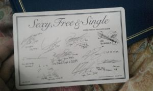 Back Of Super Junior Photocard Signatures by SungminHiroto