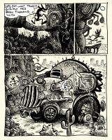 Real Gone Gator Page 3 by Jwbalsly