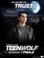 Stiles - Teen Wolf Season 2 Finale poster by FastMike