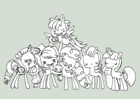 My Little Pony FiM freestyle by analage