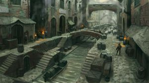 First Fable III Concept Art by AliTheBrit19