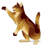 Owlpaw comm by Lithestep
