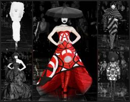 McQueen 2009 Couture by LimnerOtaku