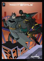 Batman Night of the Owls by Granamir30